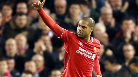 Liverpool 1-0 Stoke City: Johnson cứu Brendan Rodgers