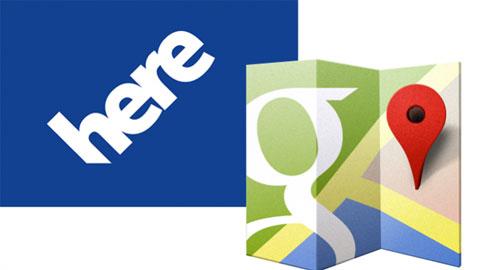 """5 điều Google """"bắt chước"""" Nokia"""