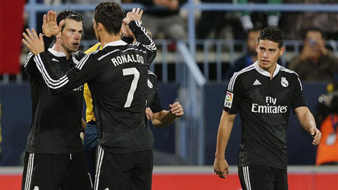 Gareth Bale: Cẩn thận kẻo mất chỗ!