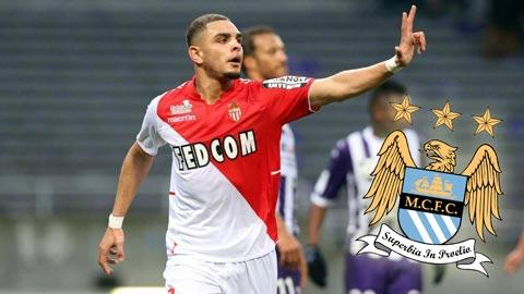 Man City hỏi mua hậu vệ Monaco với giá 17 triệu bảng