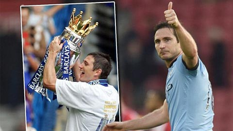 Man City không cần phải lo về Lampard