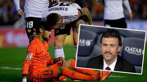 Thử nghiệm của Enrique đang giết Barca