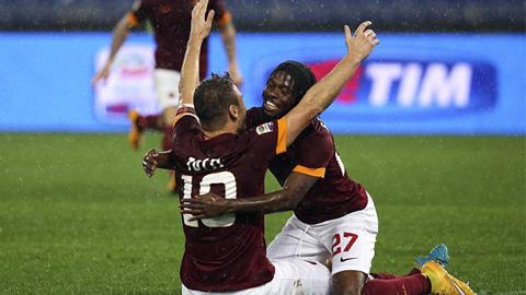 "AS Roma 4-2 Inter Milan: Rudi Garcia ""dằn mặt"" Mancini"