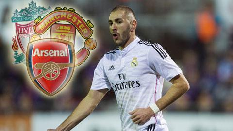 Tổng hợp tin chuyển nhượng (1/12): Real sẵn sàng bán Benzema