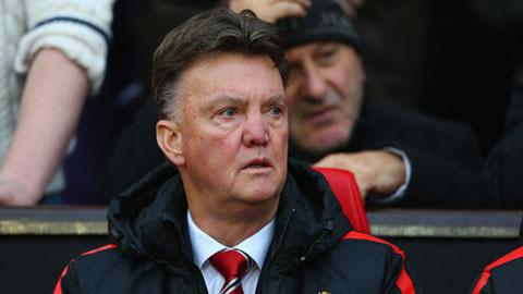 Van Gaal choáng vì lịch thi đấu dày đặc của M.U
