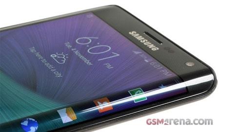 """Galaxy S6 sẽ """"vay mượn"""" thiết kế từ Galaxy Note Edge"""