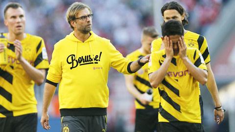 Dortmund: Cần một sự dũng cảm!