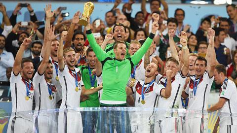 Nghịch lý: Vô địch World Cup nhưng không giành Quả bóng Vàng?