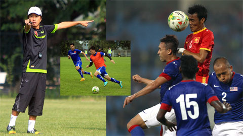 ĐT Việt Nam chuẩn bị cho trận bán kết lượt đi (7/12): Đối thủ sẽ bị bất ngờ!