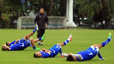 Chuyển động AFF Suzuki Cup 2014 ngày 2/12
