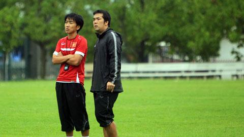 Chuyên gia phục hồi thể lực Hiro Fujimoto (ĐT Việt Nam): Phía sau những đôi chân không mỏi