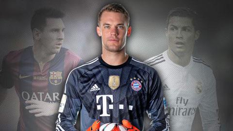 Manuel Neuer: Không chỉ là một thủ môn