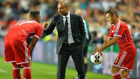 Bayern đá 21 trận với 11 đội hình: Biến ảo như Pep!