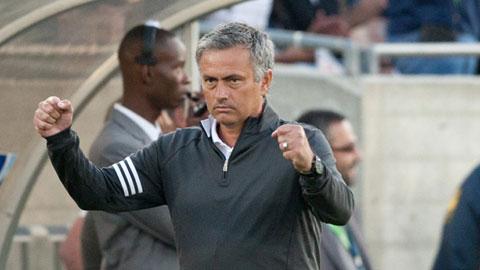 Hợp đồng mới sẽ là sự tưởng thưởng cho những nỗ lực hoàn thiện Chelsea của Mourinho
