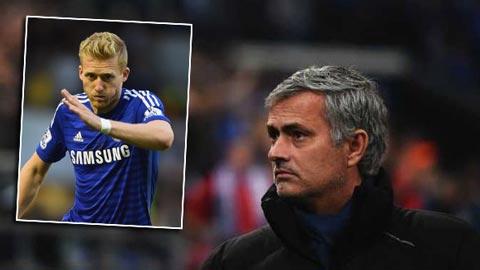 Câu hỏi cho Mourinho: Vì sao Chelsea chưa xoay vòng?