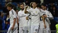 Real Madrid 5-0 Cornella (Cúp nhà Vua TBN)