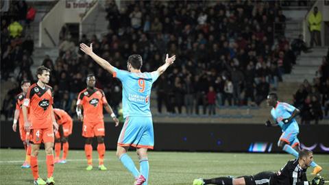 """Vòng 16 Ligue 1: Sắp có """"sao đổi ngôi"""""""