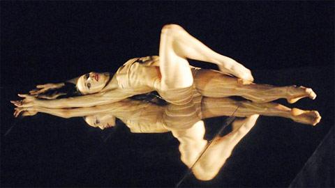Mê ba-lê, Abramovich mê luôn vũ công?