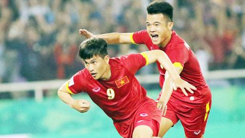 Việt Nam là đội có nhiều lần uy hiếp khung thành đối phương nhất trong 4 cái tên giành vé dự bán kết.