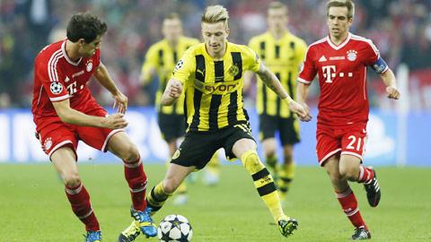 Đã đến lúc để Reus rời Dortmund!