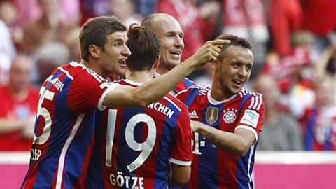 Bayern Munich: Nhiệm vụ ghi bàn không của riêng ai