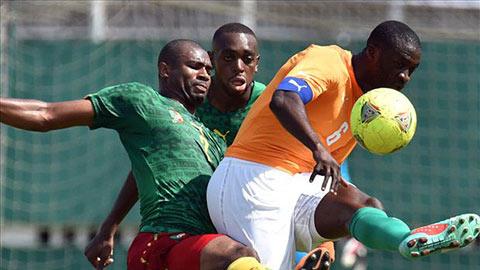 Bốc thăm vòng bảng CAN 2015: Ghana, Nam Phi, Algeria, Senegal rơi vào bảng tử thần