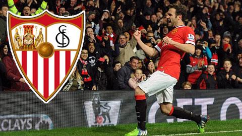 Tổng hợp chuyển nhượng (4/12): Sevilla