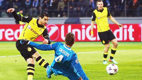 02h30 ngày 6/12, Dortmund vs Hoffenheim: Mãnh hổ cùng đường