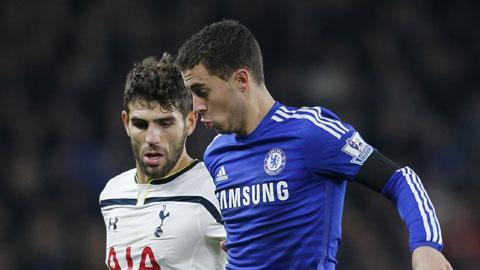 "Hazard, ngôi sao ""hai trong một"""