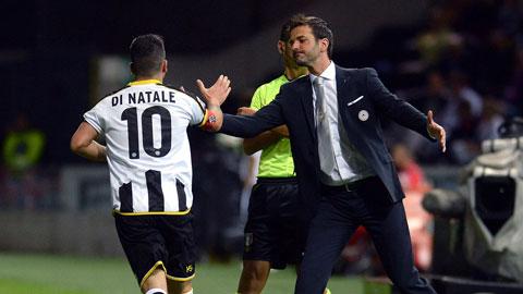 Hướng tới trận Inter - Udinese: Cuộc hội ngộ thú vị của Strama