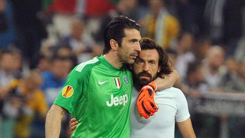 """ĐT Italia vẫn cần những """"ông lão"""""""