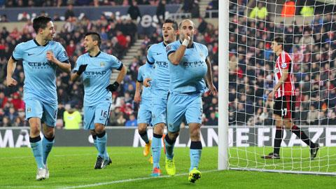 Man City: Cỗ máy ghi bàn đang trở lại!