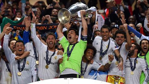 Real công bố danh sách cầu thủ dự FIFA Club World Cup 2015