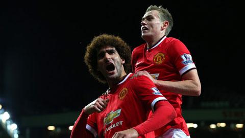 Rooney trở lại, M.U đá đội hình nào trước Southampton?