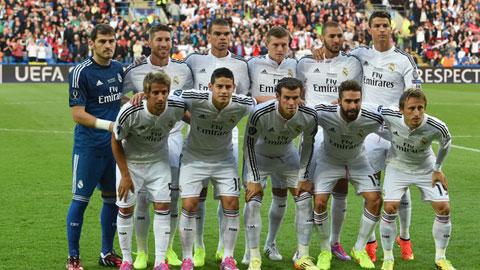 10 đội bóng mạnh nhất châu Âu hiện nay