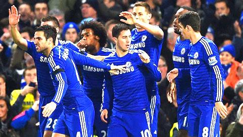 Chelsea 2014/15 là Chelsea hay nhất của Mourinho