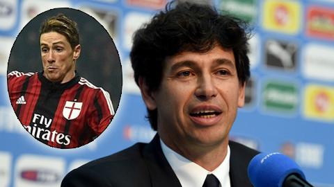 Huyền thoại Milan lí giải phong độ trồi sụt của Torres