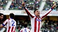 Elche 0-2 Atletico Madrid (Vòng 14 - La Liga 2014/15)