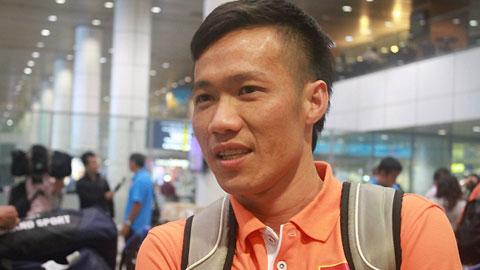 Tấn Tài cắt tóc chờ đại chiến với Malaysia