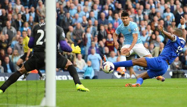 Man City không còn ngại Everton-không-Moyes!