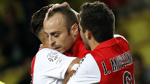 Toulouse 0-2 Monaco: Ngày thăng hoa của Berbatov