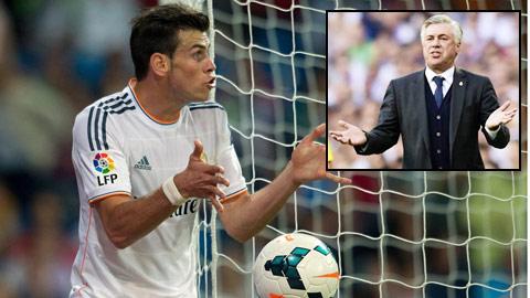 Bale sa sút một phần do chấn thương và sự thay đổi chiến thuật của HLV Ancelotti (ảnh nhỏ)