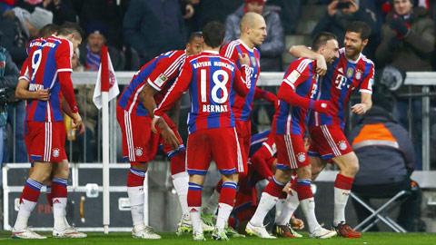 Bayern 1-0 Leverkusen: Thắng nhạt!