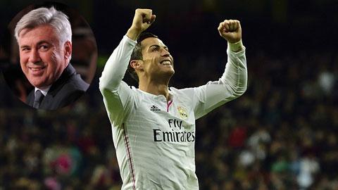 Real 3-0 Celta Vigo: Chinh phục cột mốc mới