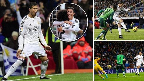 Real Madrid: Chiến thắng có tì vết