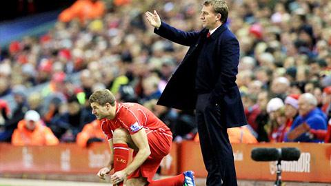 Liverpool phải học cách sống thiếu Gerrard!