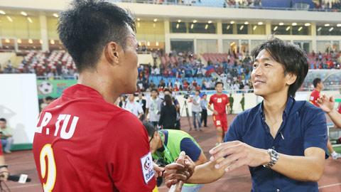 """HLV Toshiya Miura: """"Đây là chiến thắng của những chiến binh"""""""
