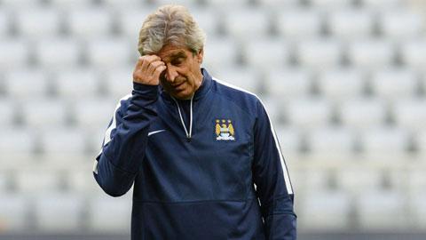Hướng đến lượt cuối vòng bảng Champions League 2014/15: Man City mất xương sống ở