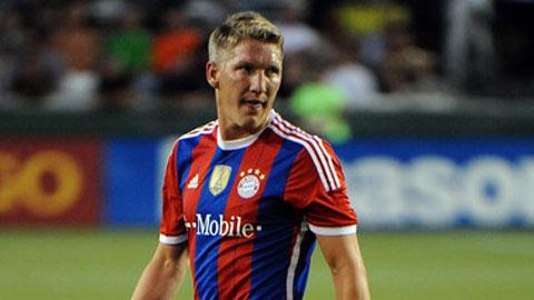 Ngoài Bayern, Schweinsteiger còn dành tình yêu cho Chelsea