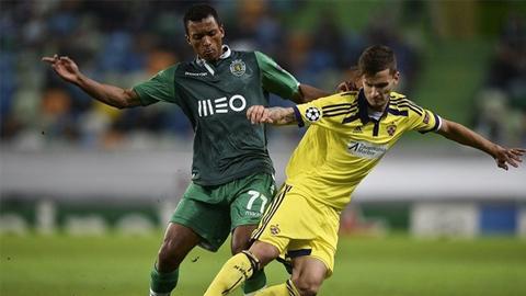 Dính chấn thương, Nani nguy cơ lỡ trận đấu với Chelsea